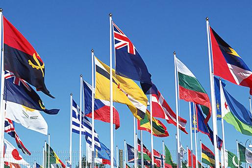 国际资源合作
