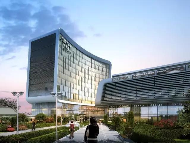 珀莱雅大楼今日结顶 预计于2018年竣工投运